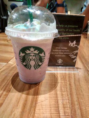 Foto 1 - Makanan di Starbucks Coffee oleh Salma Shofiyyah
