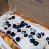 Foto Signature Cream Cheese Boba Pan Toast di Chew Chew