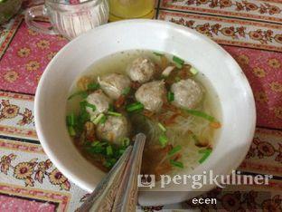 Foto 5 - Makanan(bakso urat ) di Bakso Kikil Sapi Asli Manunggal Cak Mat oleh @Ecen28