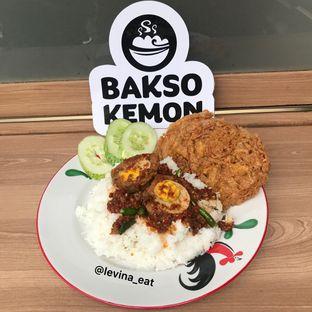 Foto 7 - Makanan di Bakso Kemon oleh Levina JV (IG : @levina_eat & @levinajv)