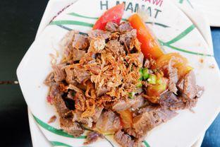 Foto - Makanan di Soto Betawi H. Mamat oleh Indra Mulia