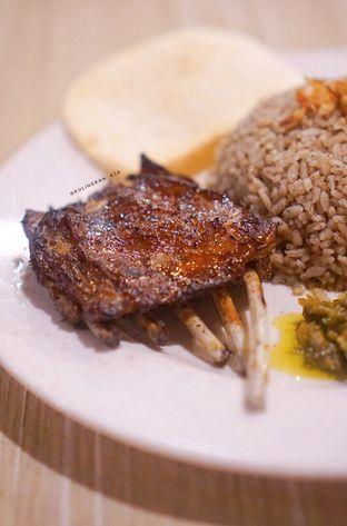 Foto 2 - Makanan(iga kambing) di Nasi Kebuli 1881 oleh @kulineran_aja