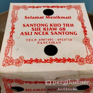 Foto 2 - Makanan(Kemasan dari jaman dulu ) di Santong Kuo Tieh & Sui Kiaw 68 oleh JC Wen