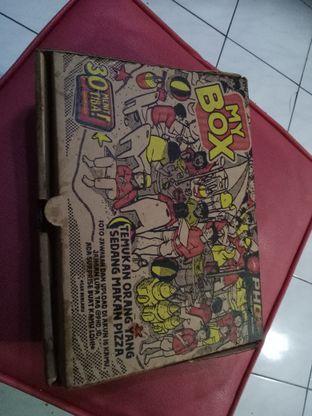 Foto review Pizza Hut Delivery (PHD) oleh Fuji Fufyu 1