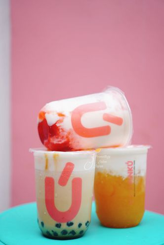 Foto Makanan di Pinku Milk Bar