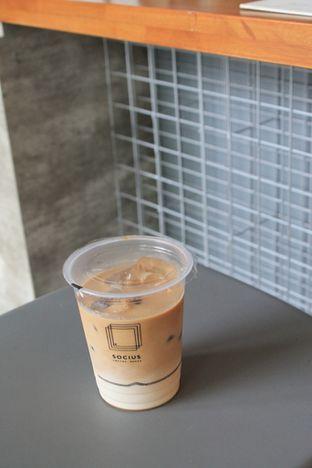 Foto review Socius Coffee House oleh Prido ZH 8