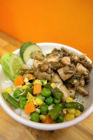 Foto 1 - Makanan di Ayam Jerit oleh inggie @makandll