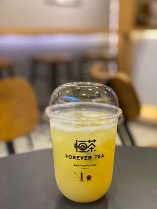 Foto review Forever Tea oleh Jeljel  1