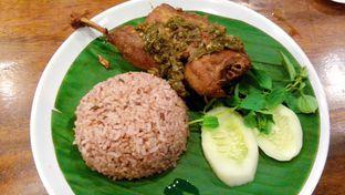 Foto 1 - Makanan(Bebek Sambal Ijo) di Bebek Kaleyo oleh Novita Purnamasari