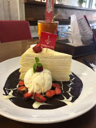 Foto review De Mandailing Cafe N Eatery oleh @yoliechan_lie  1