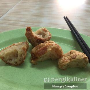 Foto 2 - Makanan di Bakmi Karet Planet oleh Hungry Couplee
