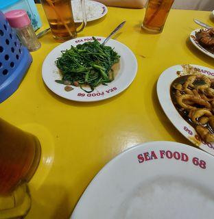 Foto 1 - Makanan di Seafood Santa 68 oleh Mouthgasm.jkt