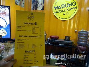 Foto review Warung Modal Kawin oleh Kuliner Sama Agam 3