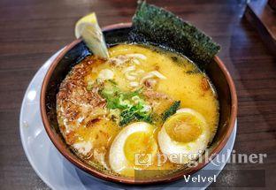 Foto 1 - Makanan(Toripaitan Ramen Ekstrim dengan Telur) di Ramen SeiRock-Ya oleh Velvel