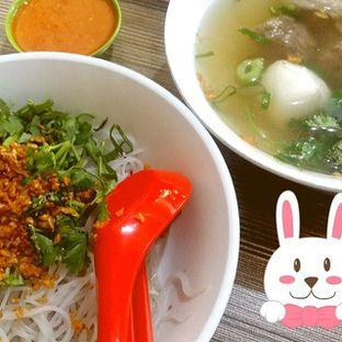 Foto - Makanan(bakso campur + bihun) di Bakso Aan oleh Esther Lie