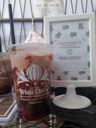 Foto review Whai Choco oleh Syifa A. Mauli 1