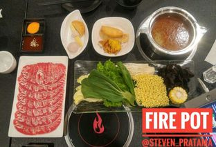Foto - Makanan di Fire Pot oleh Steven Pratama