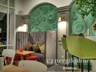 Foto 9 - Interior di Nokcha Cafe oleh D L