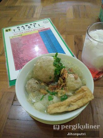 Foto Makanan di Bakso Titoti