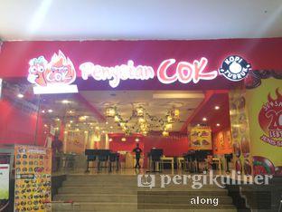 Foto 1 - Eksterior di Penyetan Cok oleh #alongnyampah