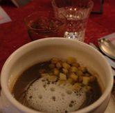 Foto Porcini mushroom soup di Oso Ristorante Indonesia