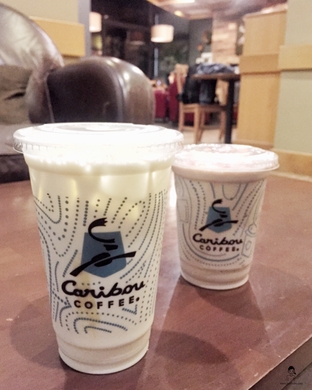 Foto review Caribou Coffee oleh Marisa Aryani 1