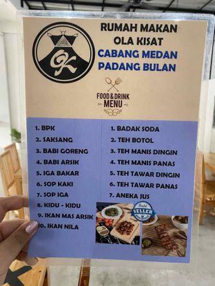 Foto review RM BPK Ola Kisat oleh Yohanacandra (@kulinerkapandiet) 2