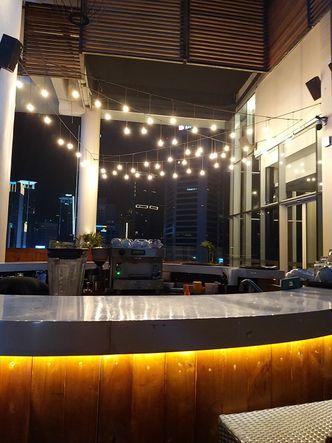 Foto Interior di Sky Loft - All Seasons Hotel