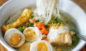 Bakso Ikan Telur Asin Ahan