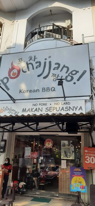 Foto 1 - Eksterior di Pochajjang Korean BBQ oleh Pria Lemak Jenuh