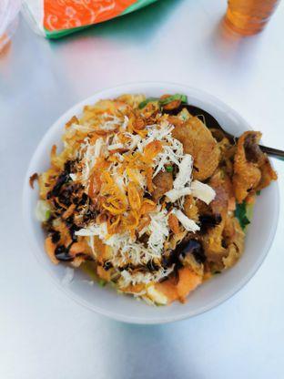 Foto 1 - Makanan di Bubur Ayam Gelanggang Remaja Kelapa Gading oleh Wiko Suhendra