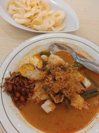 Foto Makanan di Kedai Khas Natuna