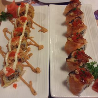Foto 2 - Makanan di Hanei Sushi oleh Sandya Anggraswari