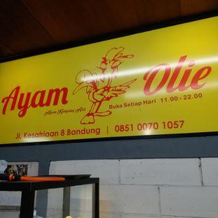 Ayam Olie Kesatriaan, Pasir Kaliki, Bandung - Lengkap: Menu terbaru, jam  buka & no telepon, alamat dengan peta