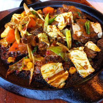 Foto Makanan di Cimory Mountain View