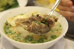 Foto 1 - Makanan(Sop Buntut Spesial) di Chop Buntut Cak Yo oleh Melisa Stevani