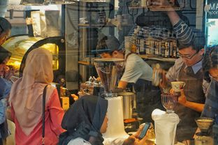 Foto 9 - Interior di Maraca Books and Coffee oleh Fadhlur Rohman