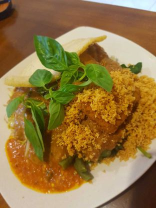 Foto - Makanan di Ayam Penyet Ria Khas Bu Ruth oleh Maria Vincentia