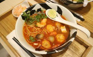 Foto 3 - Makanan(Ramen Seafood Tom Yum) di Menya Musashi Bukotsu oleh Lia Harahap