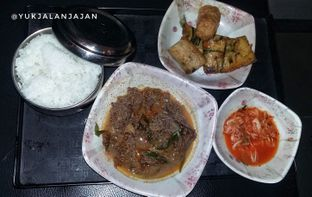 Foto 2 - Makanan(Dosirak 3) di Mujigae oleh yuk jalanjajan