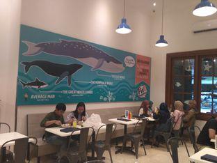 Foto review Fish Wow Cheeseee oleh Agil Saputro 3
