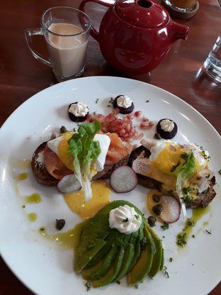 Foto 1 - Makanan(Aussie Breakfast) di Poach'd Brunch & Coffee House oleh Niesahandayani