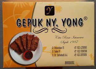 Foto 2 - Makanan di Gepuk Ny. Yong oleh Eat Drink Enjoy