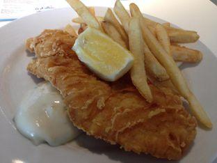 Foto 5 - Makanan(Fish n Chip) di IKEA oleh awakmutukangmakan