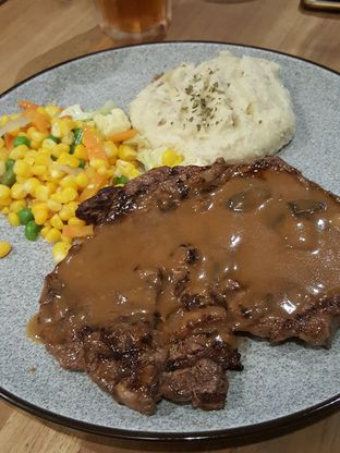 Foto review Abuba Steak oleh Stallone Tjia (@Stallonation) 1