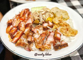 8 Nasi Campur di Bandung yang Nikmat Banget