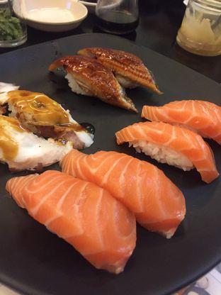 Foto review Sushi Tengoku oleh Rizky Abimanyu (@jktfoodseeker) 2