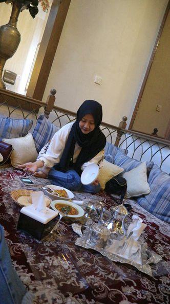 Foto Makanan di Al Jazeerah Signature