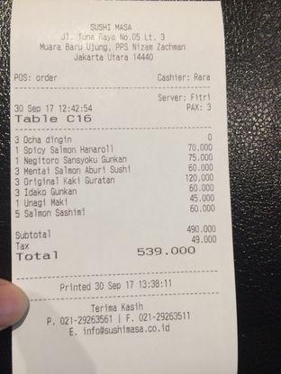 Foto 9 - Menu di Sushi Masa oleh Aghni Ulma Saudi