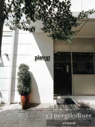 Foto 1 - Eksterior di Platon Coffee oleh Syifa